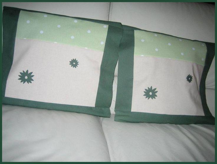 Erika takarójához párnák