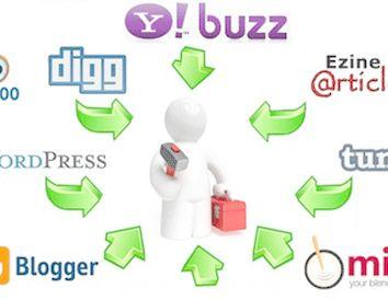 Θα καταχωρήσουμε σε 35.000 blog το site σας... για 40€