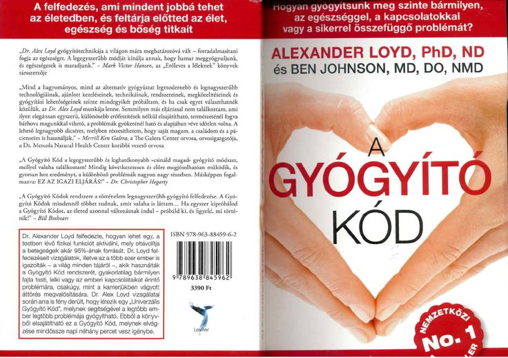 Dr. Alexander Loyd - Ben Johnson - A gyógyító kód.pdf - Dokumentumok