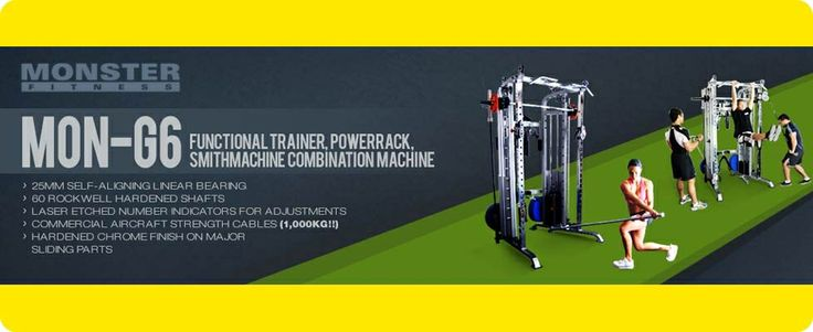 Force USA Monster G6 Gym Functional Trainer Home Fitness Equipment Corporate Fitness Equipment Strength equipment