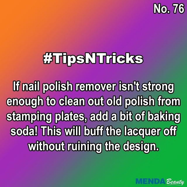 If Nail Polish Remover Isn T Strong Enough To Clean Out Old Polish