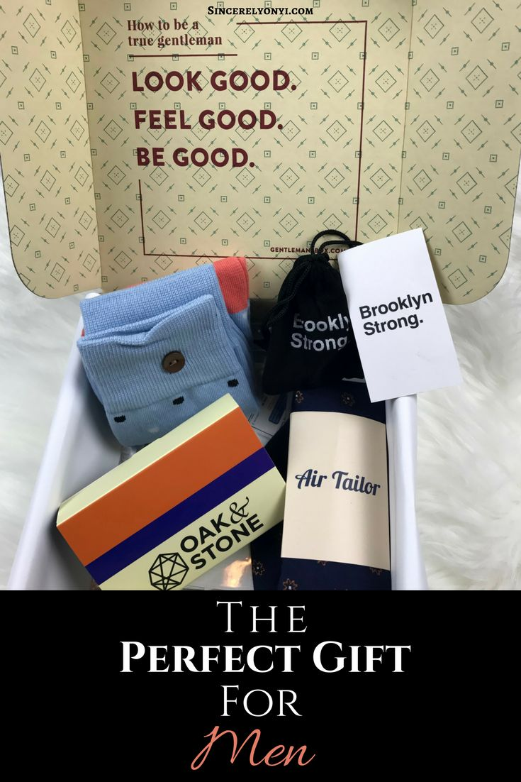 Are you looking for the perfect for the man in your life? Ive found the only gift you need to get for him. he will LOVE it! #gift #gentlemansbox #gentleman #giftguide #men #christmas #anniversary #presents #surprise #christmas #blackfriday