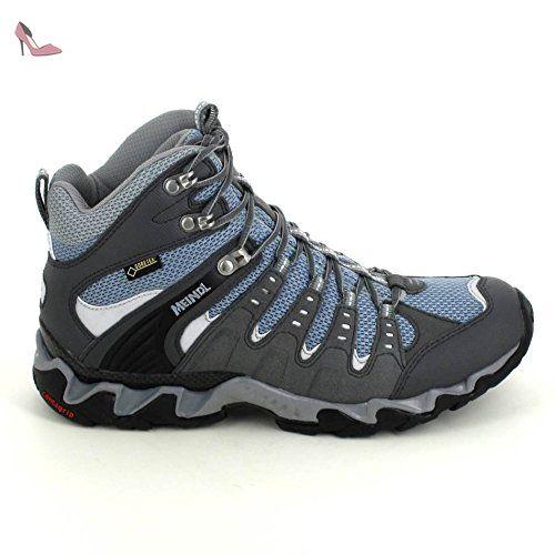 MEINDL Respond Mid GTX F Gris Bleu - Chaussures meindl (*Partner-Link)