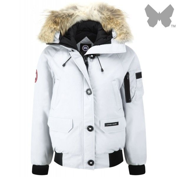 Canada Goose trillium parka outlet cheap - Canada Goose Ladies' Chilliwack Bomber Jacket - Silverbirch ...