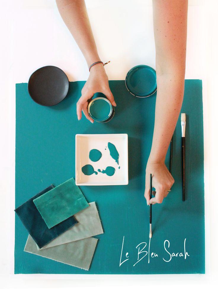 """Carnet de tendances #4 de Sarah Lavoine : The Endless Summer bit.ly/CarnetSL4 """"Le Bleu Sarah"""""""
