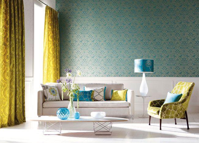 17 mejores ideas sobre amarillo gris y azul turquesa en pinterest ...