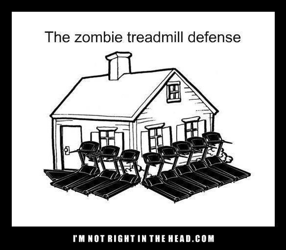 Must have for zombie apocolypse