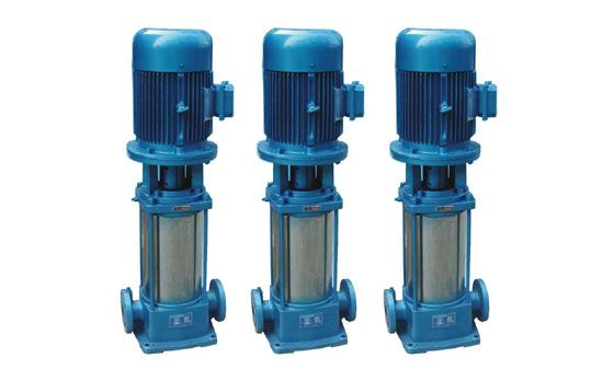 Vertical Multistage Centrifugal Pump Product Overview Description