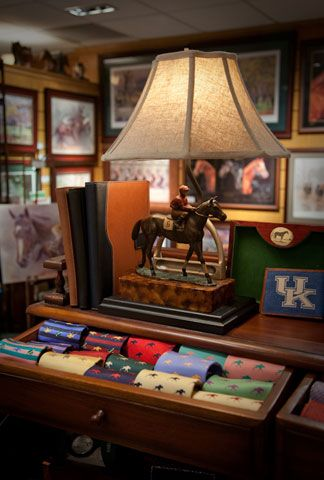 Check out Kentucky being represented there  Equestrian and club style. Ralph Lauren Inspiration