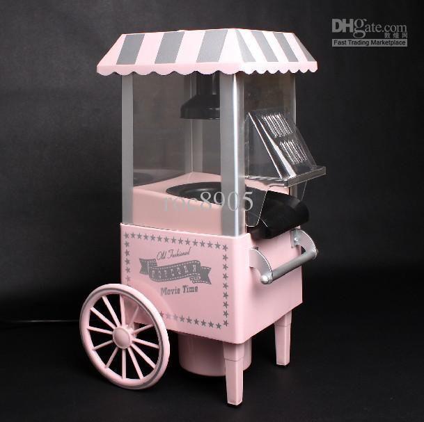 Wholesale Popcorn Machine - Buy Cool Electronic Gadget DIY Mini Retro Carriage Popcorn Machine, $73.41 | DHgate