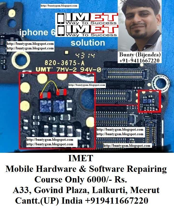 Iphone 6 Plus Camera Not Working Problem Repair Solution Iphone Screen Repair Iphone Iphone 6 Plus