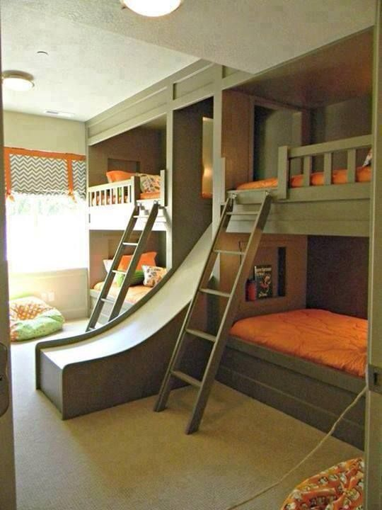 Cool Idea For Basement Room