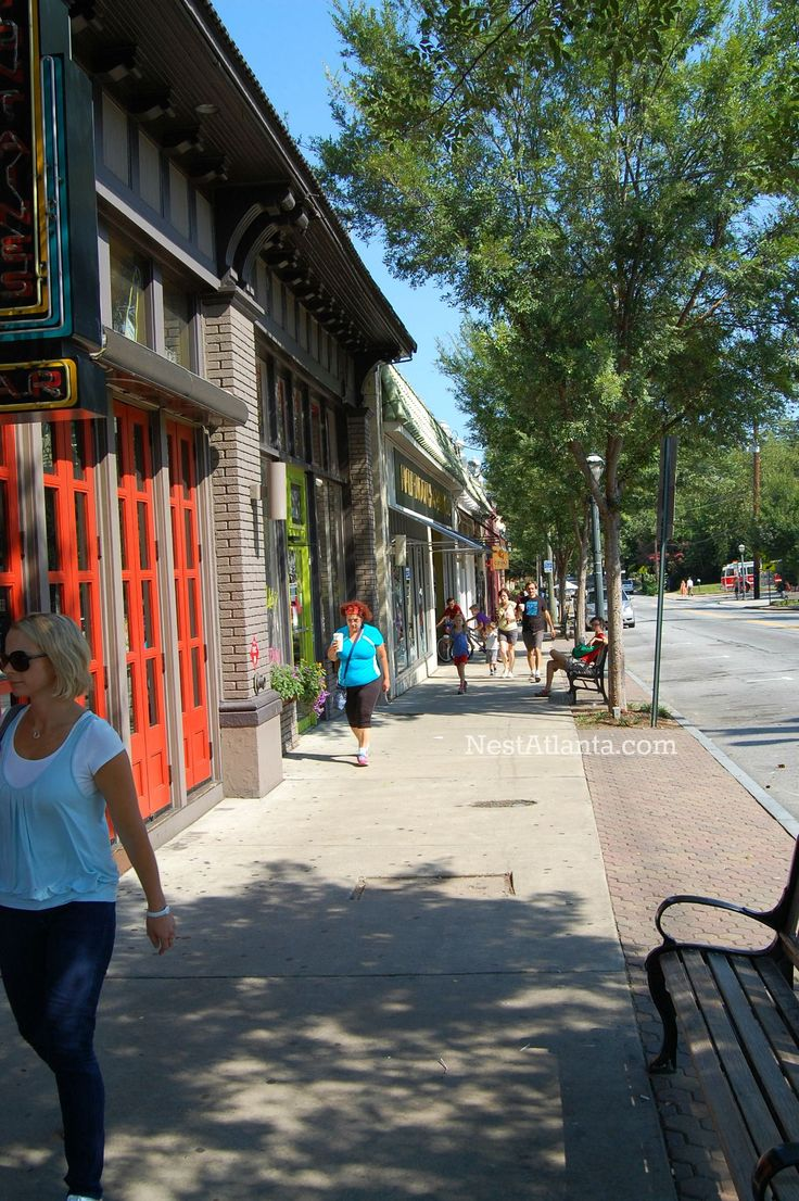 115 best images about Atlanta Neighborhoods on Pinterest