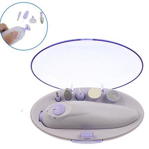 Asnlove manicure e pedicure elettrico 5 fori per unghie e... http://www.amazon.it/dp/B00XE5FXSW/ref=cm_sw_r_pi_dp_dfjixb1RVTNWB