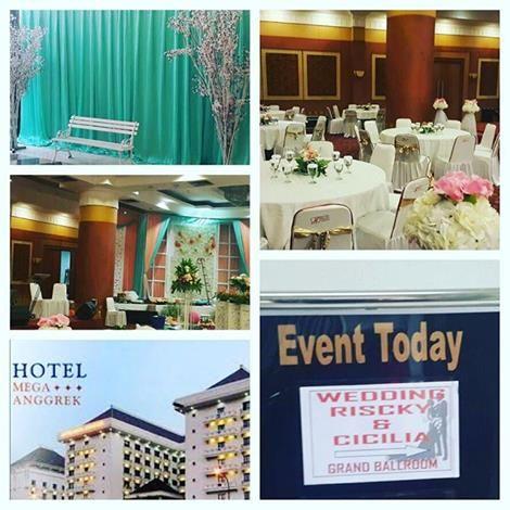 BBCOM Event Wedding Hotel Mega Anggrek.