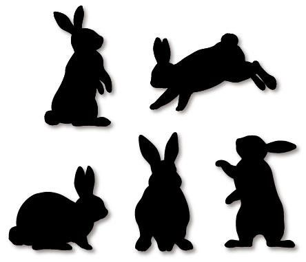кролики - шаблоны и трафареты. Обсуждение на LiveInternet - Российский Сервис Онлайн-Дневников
