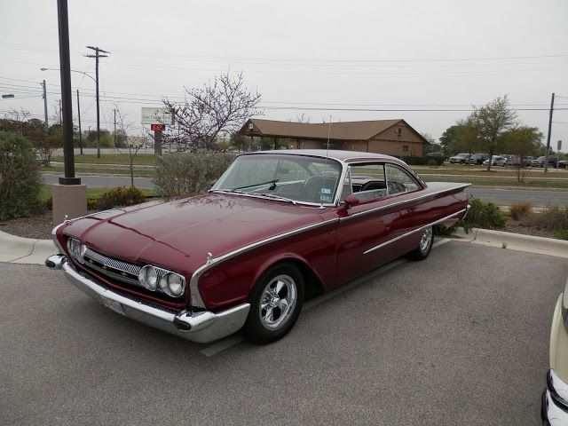 '60 Mercury Meteor Montcalm (Canadian version of '60 Ford ...