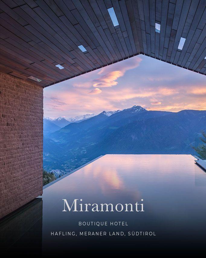 Os 12 hotéis mais bonitos dos Alpes   – Südtirol Reisetipps