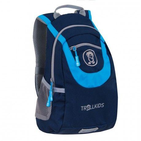 Trollkids Dětský modrý batoh - 10L