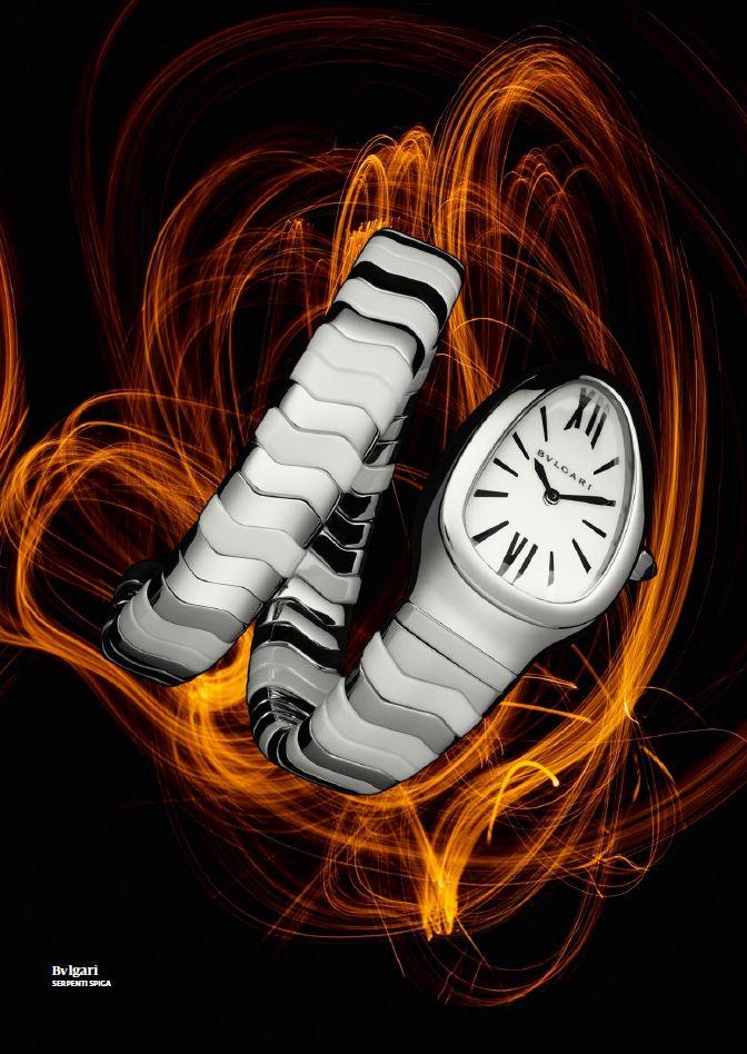 Bulgari -Serpenti Spiga- ==>visit our webpage at: http://www.gmtmag.com/?lang=en ==>Follow us on fb: https://www.facebook.com/GMTMagazine?ref=aymt_homepage_panel  #Bulgari #serpenti #spiga
