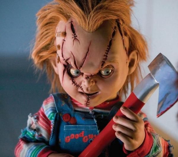 How to Make a Chucky Halloween Costume