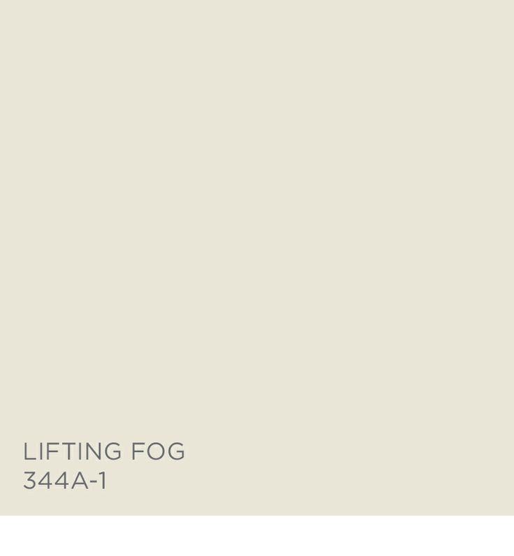 Lifting Fog 344A-1, available at independent Valspar retailers.