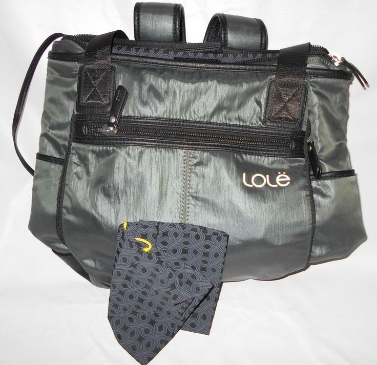 Lily Tote Bag-Lole THE Multi-tasking ladies gym bag #LoleLily