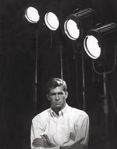 Anthony Perkins, 1957 - Bud Fraker Prints - Easyart.com