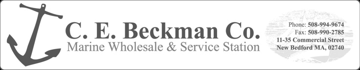 Another website by BrightWork...C.E. Beckman taking care of all your marine needs! C.E. Beckman Company | Marine Wholesale & Service StationC.E. Beckman Company | Marine Wholesale & Service Station
