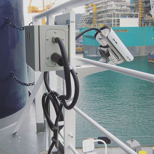 What makes our specifically designed #marine #cctv different to the average…
