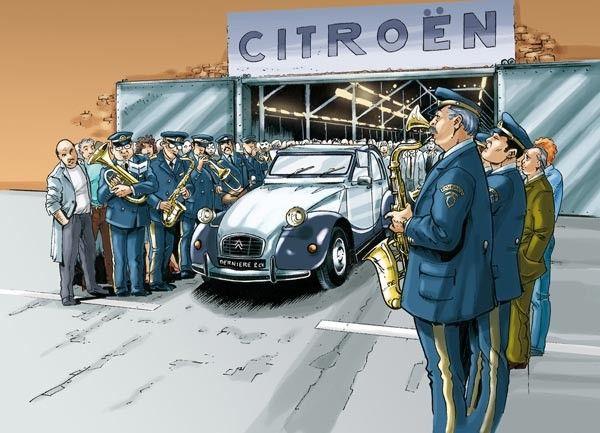 247 best images about citroen 2cv art on pinterest bon for Garage citroen nation
