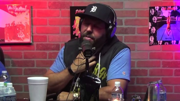 Joey Diaz and Bert Kreischer tell Ralphie May Stories
