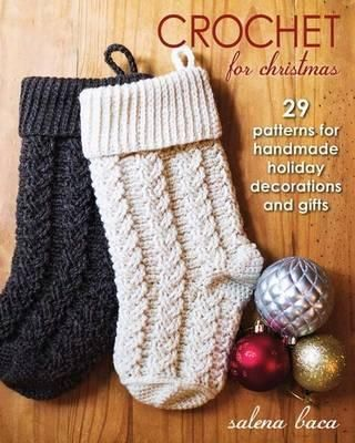 Decorate-your-home-for-the-holidays-with-festive-crocheted-decorations-ornaments-and-Christmas-cozies-Need-a-quick-holiday-gift-This-book-has-you-covered-there-too-with-cute-crocheted-hats-cowls-and-other-accessories-that-work-up-in-a-jiffy