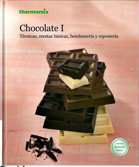 Libro Chocolate I