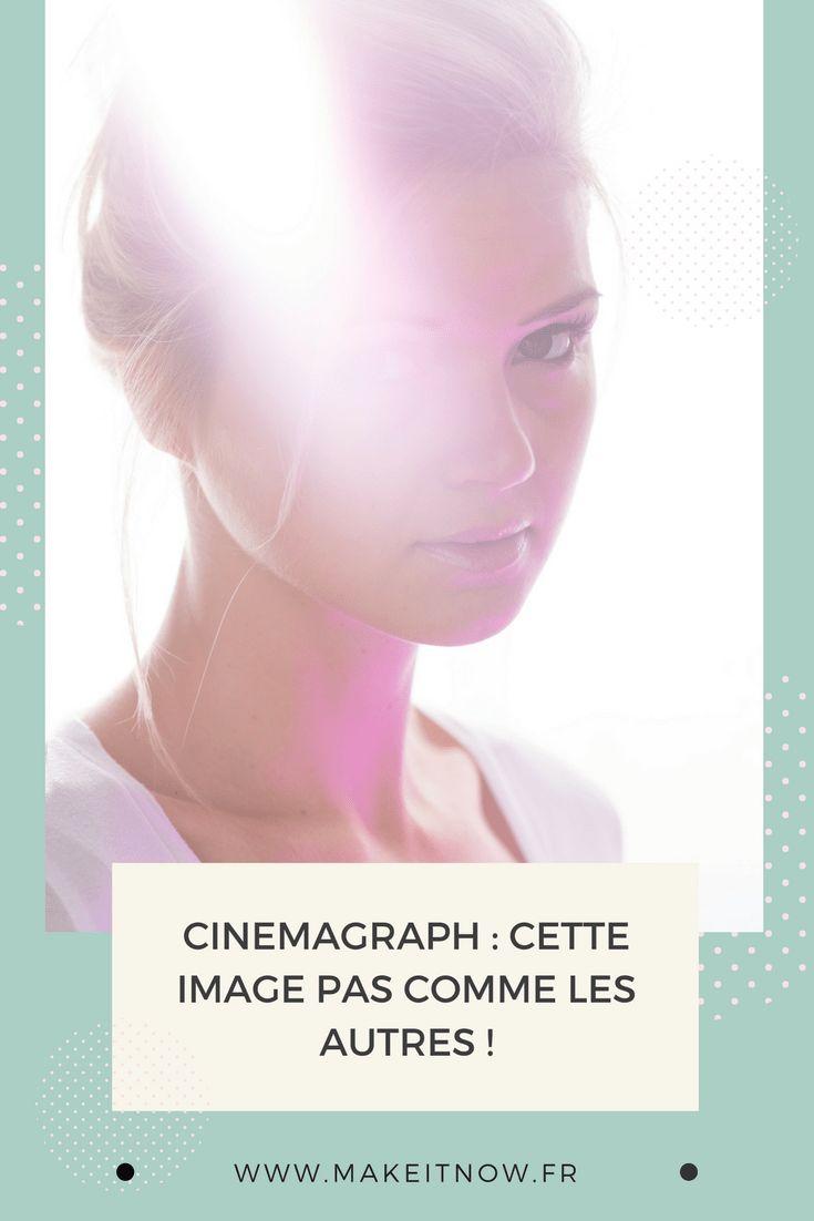 Cinemagraph : cette image pas comme les autres !
