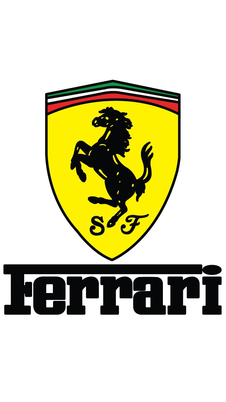 http://drawingmanuals.com/manual/drawing-ferrari-logo/  Ferrari Logo Drawing Tutorial