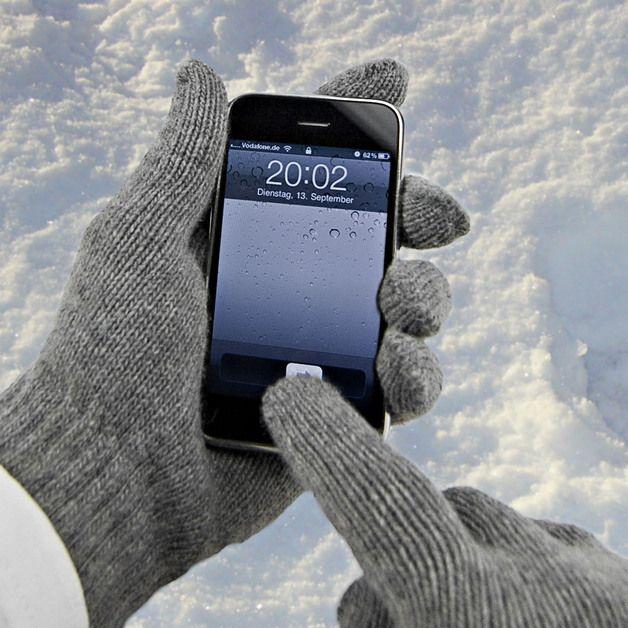Handschuhe - Touchscreen Handschuhe | Smartphone Gloves - ein Designerstück von Smartphone-Gloves bei DaWanda