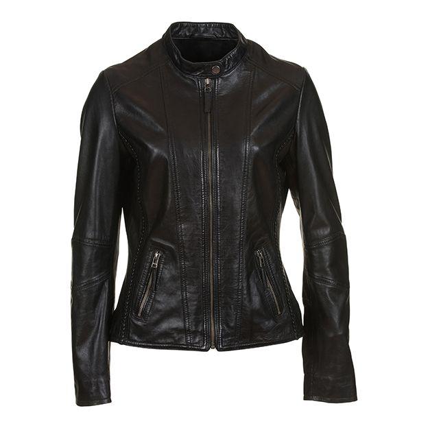 Biker jacket // 11766