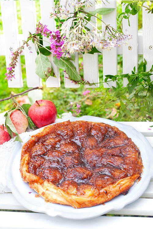 Tarte Tatin – fransk äpplekaka  #tartetatin #tarte #tatin #apples #äpplen