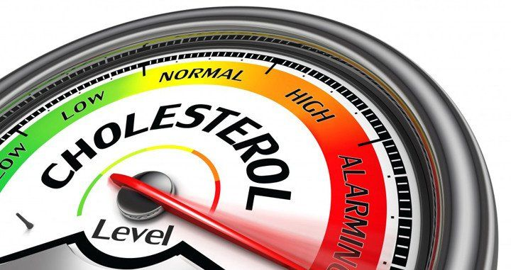 Turmeric and high cholesterol