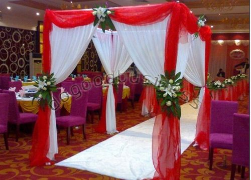 10 best decoracion con telas para salon de fiestas images for Decoracion de salon para boda