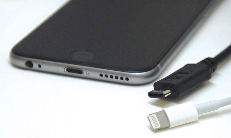 iPhone 7 Şarj Girişi