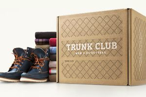 Trunk Club: Trunk Club is a monthly stylist subscription service for men. They send you a box of 6-8 items, including shirts, pants, accessories, and shoes. Only pay for what you keep, and work out your budget preferences with your stylist. Prices start at $40 for t-shirts.