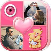 Love Photo Editor & Collage Maker – Make Romantic Pictures With Cute Frames And Filters by Vesna Milicevic