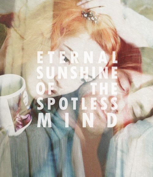 Eternal Sunshine of the Spotless Mind - fantastic movie