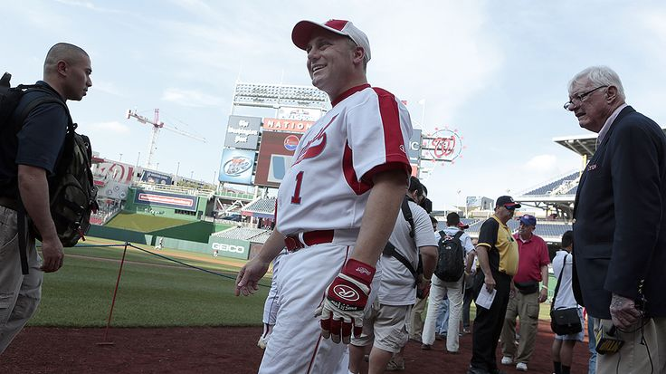 Scalise named honorary coach of College World Series after shooting