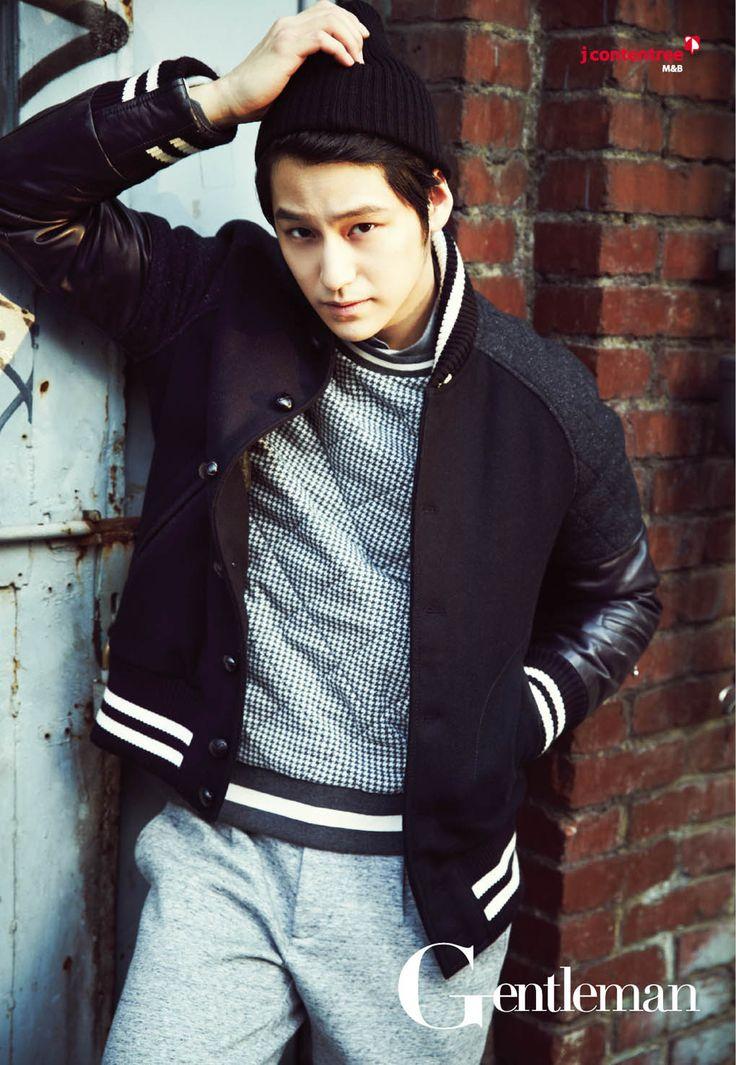 Kim Bum - Gentleman Magazine October Issue '14