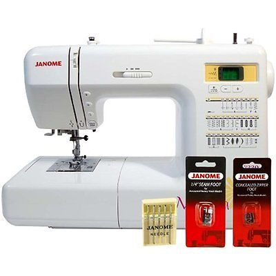 Рriсе - $606.00. Sewing Machines Janome 30 Stitch Computerized Magnolia 7330 Sewing Machine With ( Brand - Janome, Model Number - 7330, MPN - 7330, UPC - 012545729780, Category - Sewing Machines, EAN - 0012545729780    )