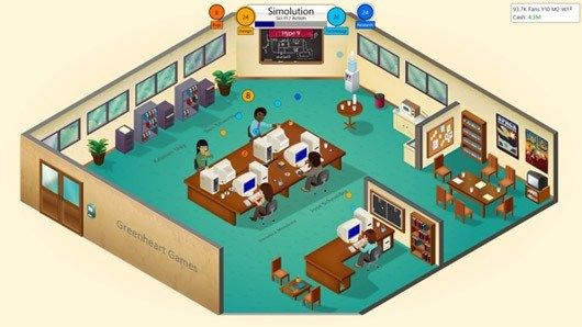 Run Your Own Game Development Studio with Game Dev Tycoon!