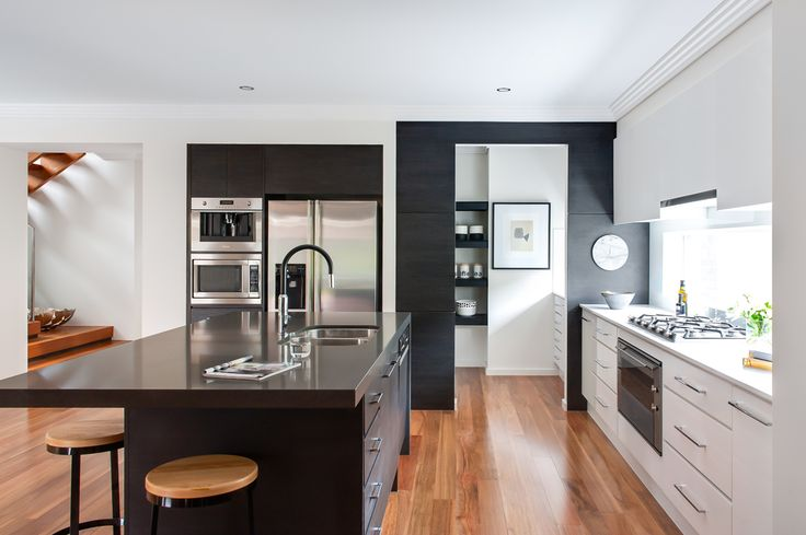 Kitchen - Toscano 330 with Aspire Facade on display at Greenway Estate, Colebee